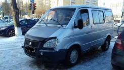 ГАЗ 2217 Баргузин. ГАЗ Соболь, 2 500 куб. см., 8 мест