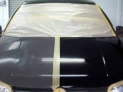 Пылировка кузова нанокерамика жидкое стекло