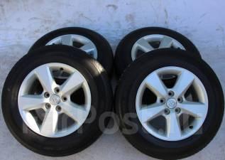 Колёса с шинами =Toyota= R17! Протектор 6 мм! (№ 67995). 7.0x16 5x114.30 ET45