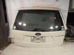 Дверь багажника. Subaru Forester, SH5, SH9, SH9L, SHJ