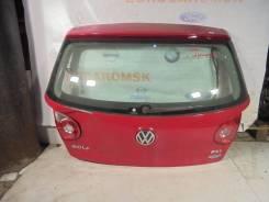 Дверь багажника. Volkswagen Golf, 1K1, 1K5