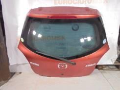 Дверь багажника. Mazda Mazda2 Mazda Demio, DE3AS, DE3FS, DE5FS, DEJFS