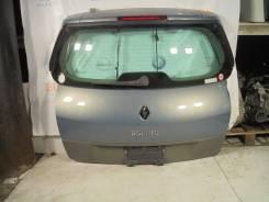 Дверь багажника. Renault Grand Scenic