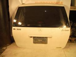 Дверь багажника. Mercedes-Benz Mercedes Mercedes-Benz M-Class, W163 Двигатели: M112E32, M113E43, M113E55