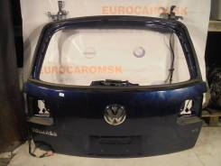 Дверь багажника. Volkswagen Touareg, 7L6, 7LA Двигатели: AXQ, AYH, AZZ, BAA, BAC, BAN, BAR, BHK, BHL, BJN, BKJ, BKL, BKS, BKW, BLE, BLK, BMV, BMX, BPD...