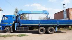 Камаз 65117. Продам Камаз борт+кран, 6 700 куб. см., 11 000 кг.