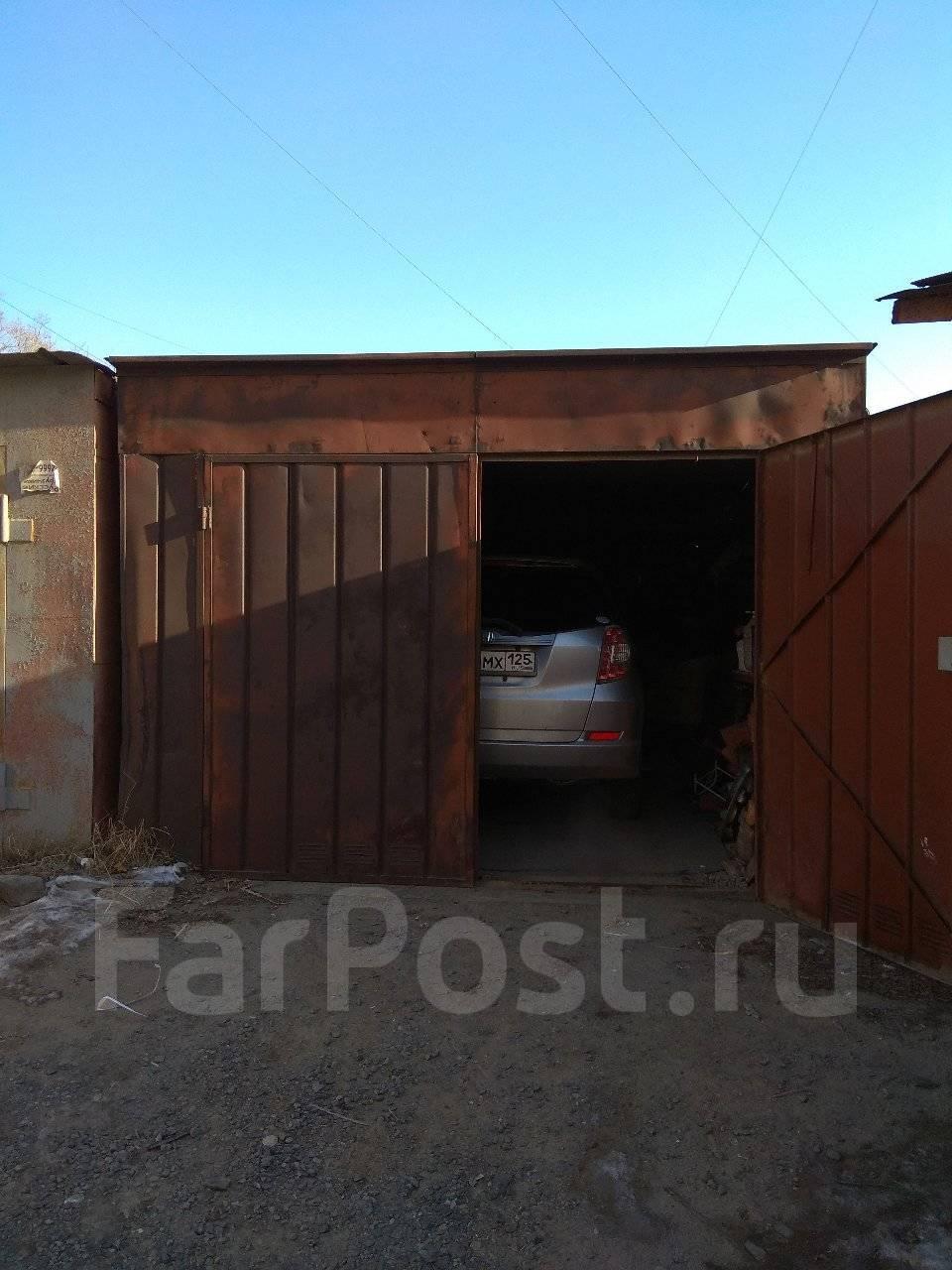 Купить дальзаводской гараж во владивостоке вентиляция металлическом гараже