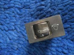Кнопка регулировки фар. Toyota Corolla Fielder, NZE121, NZE121G