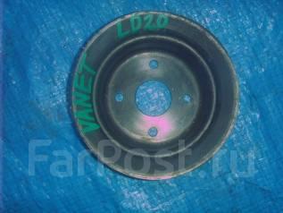 Шкив помпы. Nissan Vanette, VUJC22 Двигатели: LD20, LD20T, LD20TII