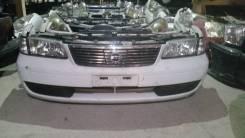 Ноускат. Nissan Sunny, FB15 Двигатель QG15DE