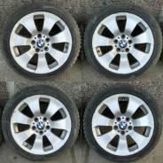 Комплект оригинальных колёс BMW 158 style 225/45 r17. 8.0x17 5x120.00 ET34 ЦО 72,6мм.