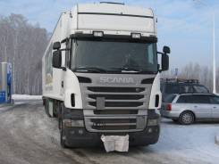 Scania R420. Тягач , 11 705 куб. см., 19 000 кг.