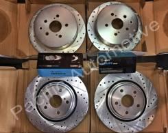 Колодка тормозная дисковая. Lexus RX450h, GGL15, GYL10W, GYL15, GYL15W, GYL16W Lexus RX350 Двигатель 2GRFXE