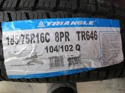 Triangle TR646. Летние, без износа, 4 шт. Под заказ