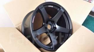 "SSR GTV01. 8.5x19"", 5x120.00, ET35, ЦО 73,0мм. Под заказ"