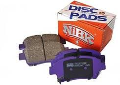 Колодки тормозные дисковые NiBK PN1472