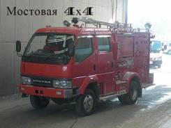 Mitsubishi Canter. , без пробега по РФ, без ПТС, мостовая, 5 200 куб. см., 2 000 кг. Под заказ