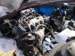 Двигатель в сборе. Nissan Langley Двигатели: E15E, E15S