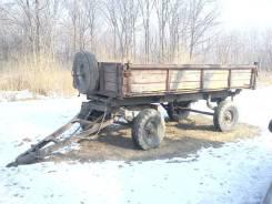 Калачинский 2ПТС-4. Продается тракторный прицеп, 4 500кг.