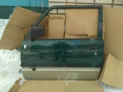 Дверь передняя левая Pajero Mini H56A