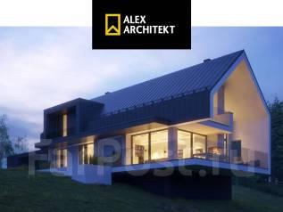 Проект дома R 111 z Идеальный дом. 100-200 кв. м., 2 этажа, 4 комнаты, бетон