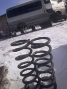 Пружина подвески. Toyota Hiace, KZH106G, KZH106W Двигатель 1KZTE