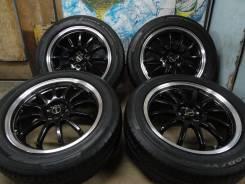 Продам Отличные Редкие Стильные колёса Scada+Лето Жир 225/55R17. 7.0x17 5x100.00 ET48