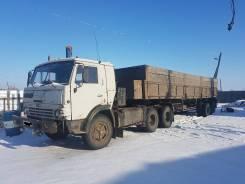 Камаз 5410. , 10 850 куб. см., 15 125 кг.