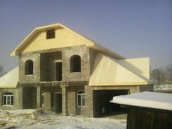 Строим крыши дома и бани