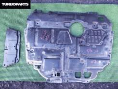 Защита двигателя. Toyota Prius, ZVW30, ZVW30L Двигатель 2ZRFXE