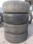 Michelin Latitude X-Ice. Зимние, без шипов, износ: 10%, 4 шт