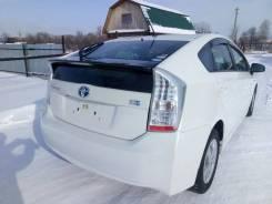 Toyota Prius. автомат, передний, 1.8 (99 л.с.), бензин, 81 тыс. км, б/п