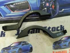 Панель стенок багажного отсека. Honda Accord, CL7, CL9