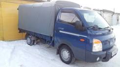 Hyundai Porter II. Hyundai Porter2, 2 500куб. см., 1 500кг.