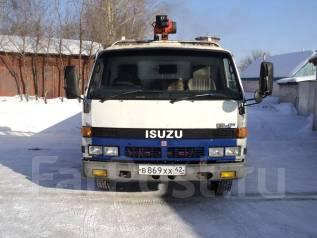 Isuzu Elf. Продается грузовик Isuzu ELF, 3 600 куб. см., 2 000 кг.