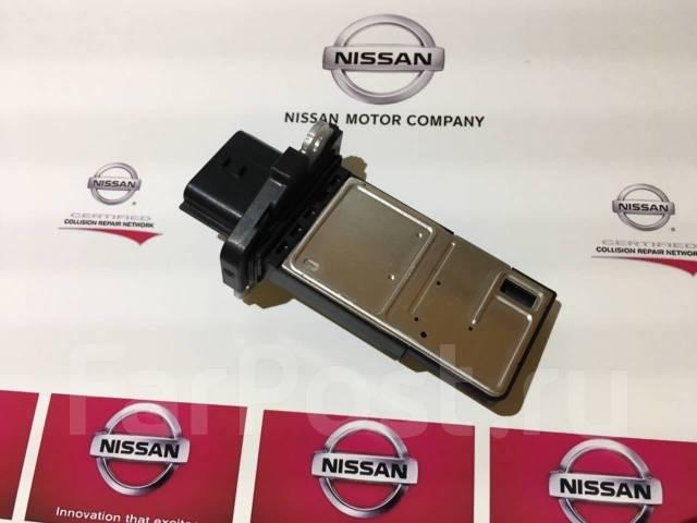 Датчик расхода воздуха. Nissan: X-Trail, King Cab, Elgrand, Presage, NV200, 370Z, NP300, Sunny, Micra C+C, Skyline, Bluebird Sylphy, Cube, Patrol, Car...