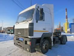 МАЗ 5440. А5 - седельный тягач 2010г. в., 14 860 куб. см., 12 500 кг.