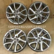 Mazda. 6.5x17, 5x114.30, ET52.5, ЦО 67,0мм.