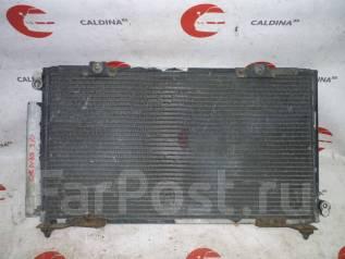 Радиатор кондиционера. Toyota Caldina, AT211, AT211G, CT216, CT216G, ST210, ST210G, ST215, ST215G, ST215W Двигатели: 3CTE, 3SFE, 3SGE, 3SGTE, 7AFE