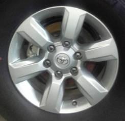 "Колпаки прадо 150 рестайл Toyota Land Cruiser prado 150. Диаметр 18"""", 4шт"