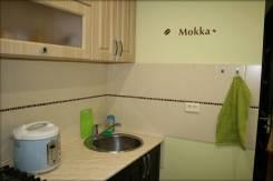 1-комнатная, улица Калараша 22а. Индустриальный, частное лицо, 32 кв.м.