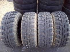 Продаётся Отличный Комплект Колёс с дисками + запаска 31X10.50 R15. 8.0x15 5x139.70 ET-30 ЦО 110,0мм.