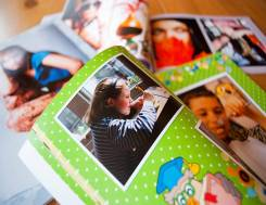 Дипломы, фотокниги. Фото и видео съёмка в школе и детском саду.