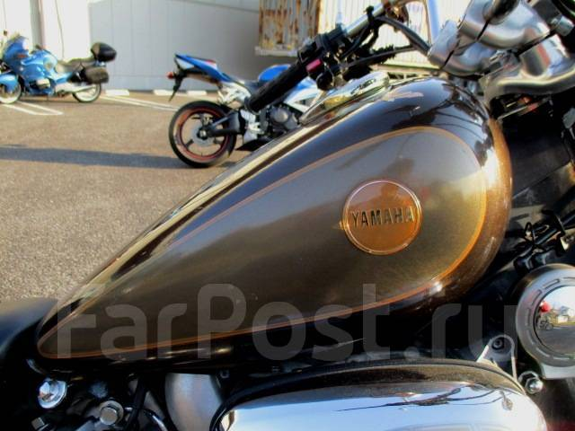 Yamaha Virago XV 750. 750 куб. см., исправен, птс, без пробега