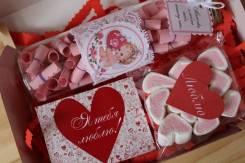 Причины любви+зефирки+открытка Маме,14 и 23 февраля,8марта
