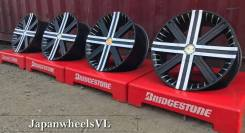 "M'z SPEED Julia Savior. 7.5x18"", 5x100.00, 5x114.30, ET48, ЦО 72,7 мм."
