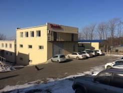 Отличное тёплое новое капитальное под склад-производство+ территория. 380 кв.м., улица Маковского 22, р-н Чайка. Дом снаружи