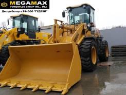 Megamax. Фронтальный погрузчик GL 300F, (США) 125 л. с., 2 900кг., Дизельный, 1,70куб. м.