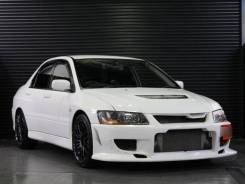 Mitsubishi Lancer Evolution. механика, 4wd, 2.0, бензин, 85 643тыс. км, б/п, нет птс. Под заказ