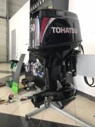 Tohatsu. 50,00л.с., 2-тактный, бензиновый, нога S (381 мм), 2018 год год